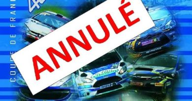 Annulation du Rallye du Vallespir 2020