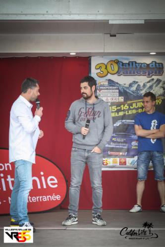 Rallye du Vallespir 2019
